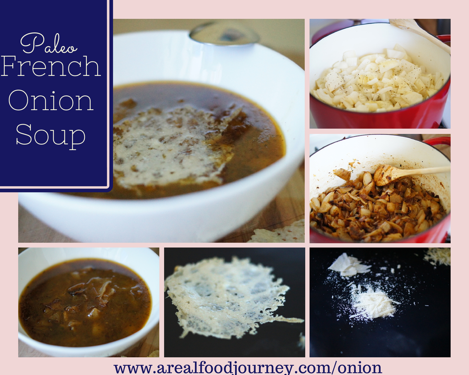 've enjoyed this paleo french onion soup recipe! If you love onions ...