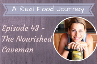 Ep 43 Vivica from The Nourished Caveman
