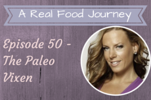 Ep 50 Kindra from The Paleo Vixen