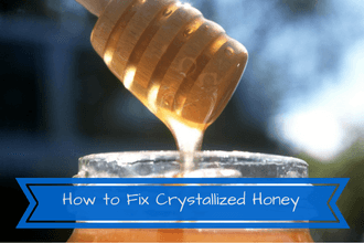 How to fix crystallized old honey
