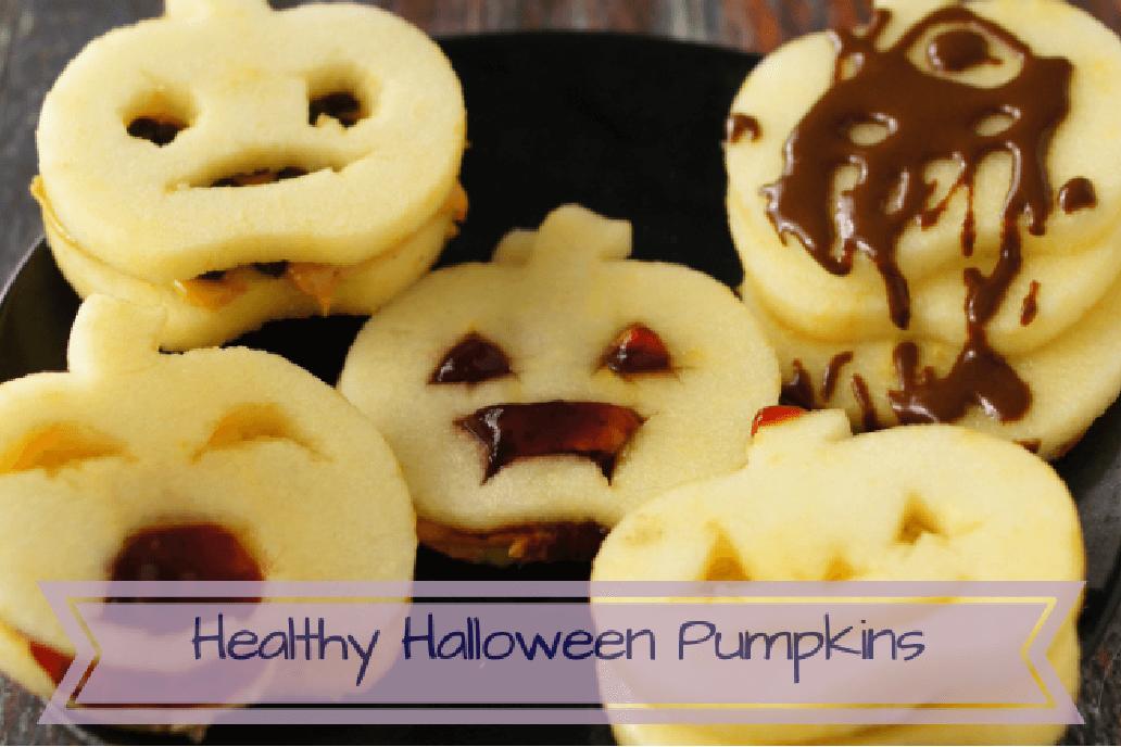 Healthy Halloween Snack Recipe