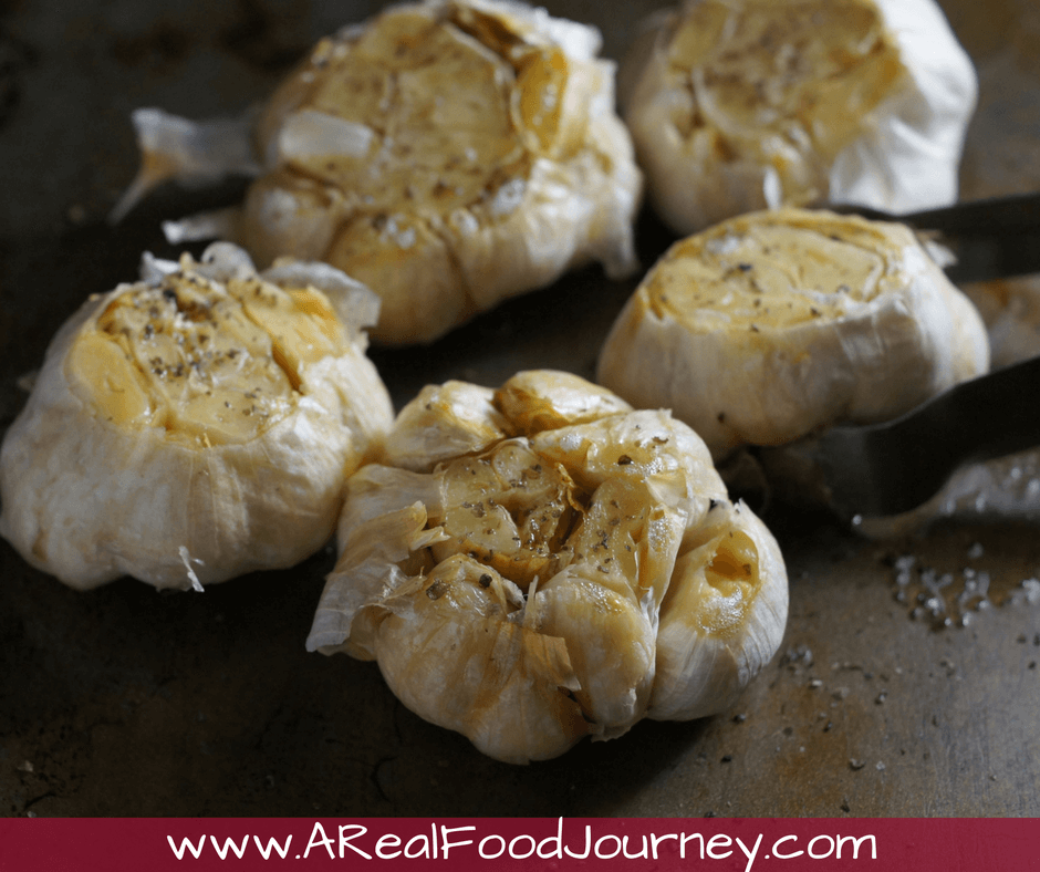 Learn how to make roasted garlic in your instant pot for an amazing roasted garlic spread!