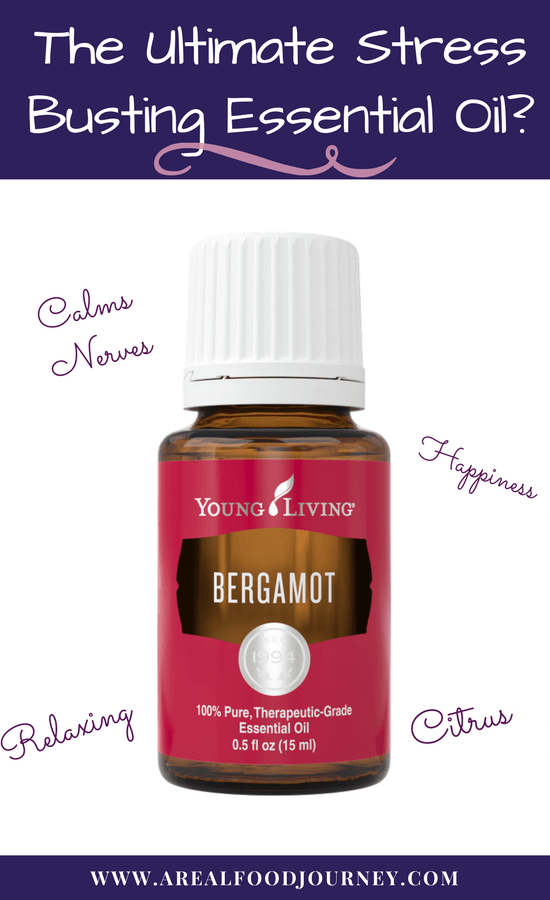 Learn all about Bergamot essential oil and how it can help you beat the blues!