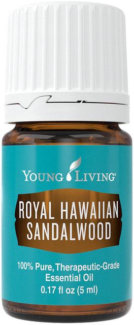 Essential oil for dry skin sandalwood
