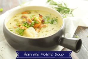 Instant Pot Gluten Free Potato Soup – Dump and Walk Away!