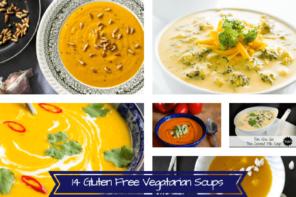 14 Amazing Gluten Free Vegetarian Soup Recipes