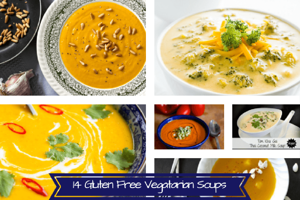 14 Amazing Gluten Free Vegetarian Soup Recipes