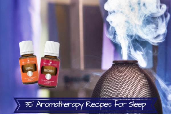 aromatherapy oils for sleep