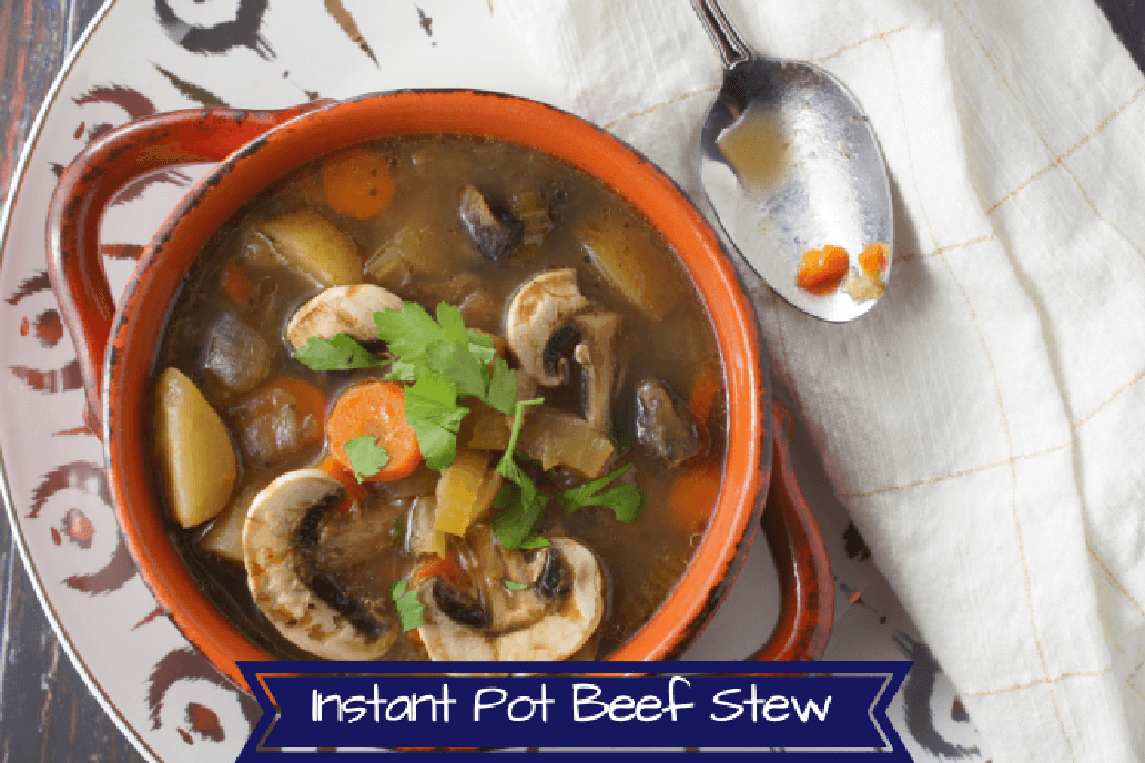 Gluten Free Beef Stew Recipe – Dump and Go!