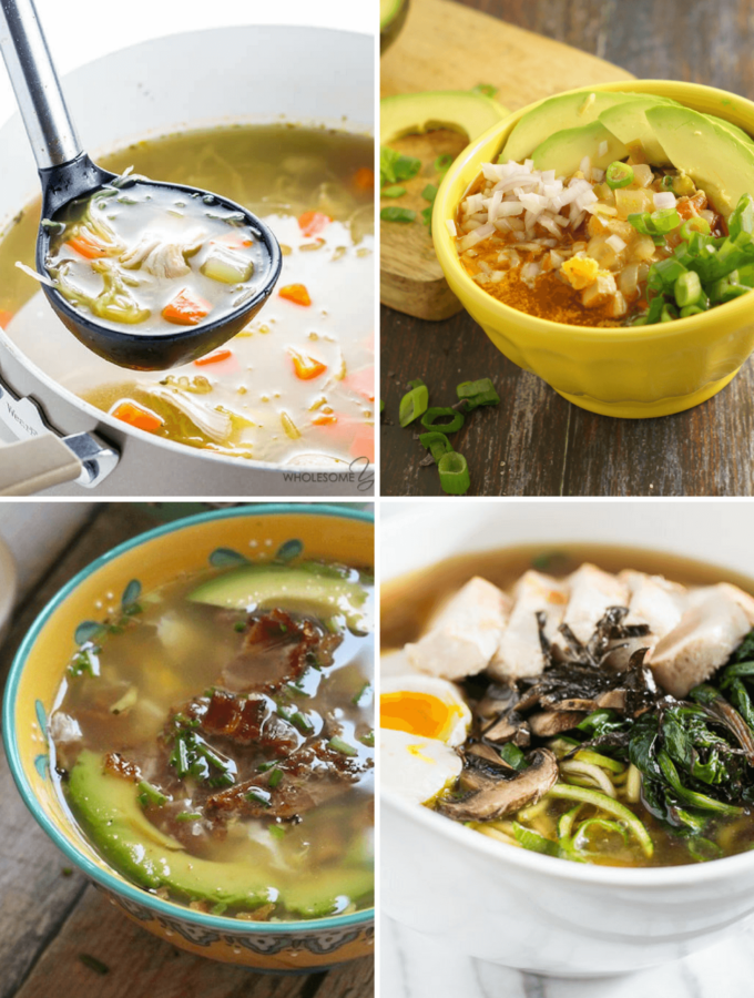 Gluten Free Chicken Soup Recipes