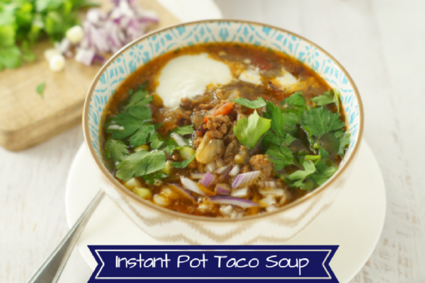 Paleo Taco soup recipe