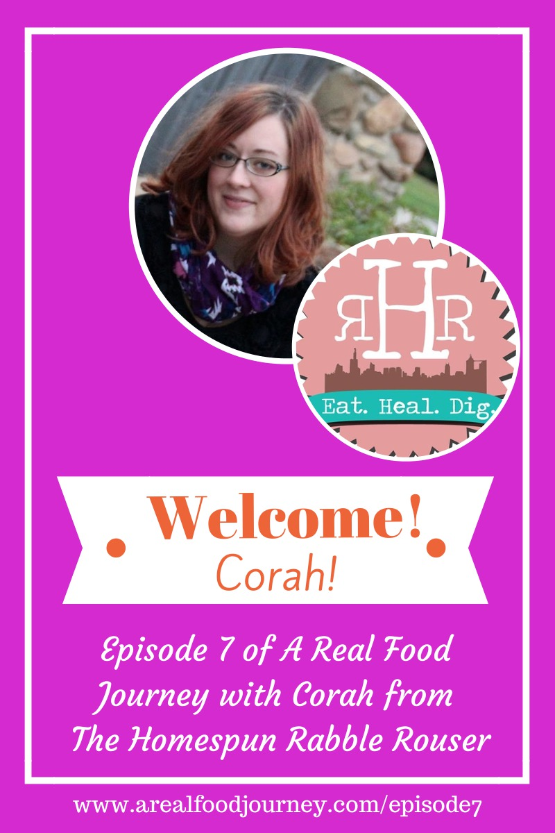 Interview with Corah from Homespun Rabble Rouser