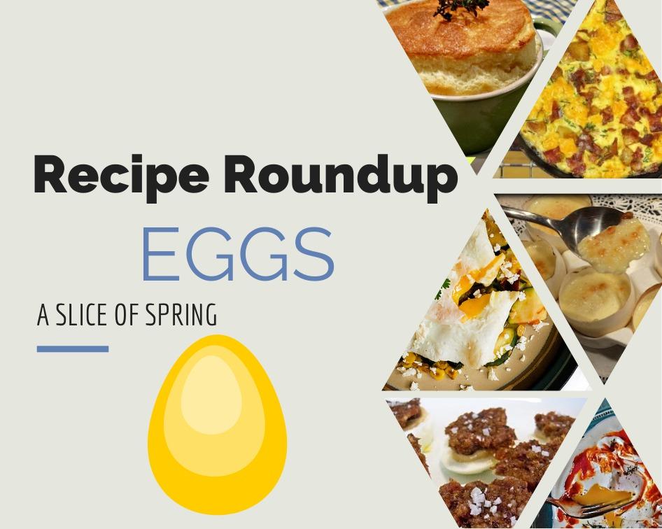 Recipe Roundup Eggs