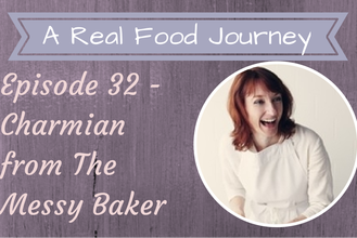 Ep 32: Charmian From the Messy Baker