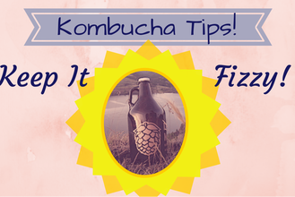 How 8 Bucks Forever Changed My Kombucha…for the better!