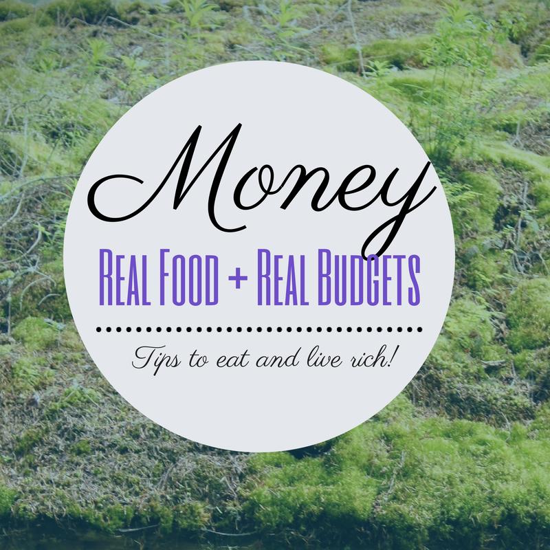 Real Food, Real Life, on a Budget