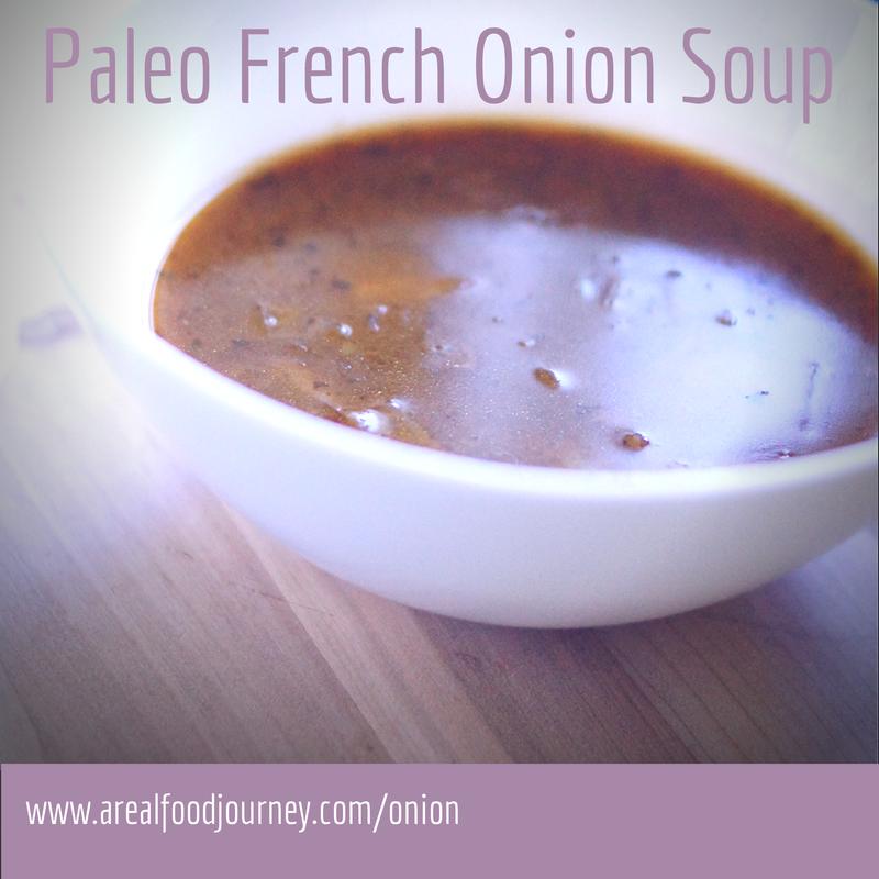 "Paleo ""French Onion"" Soup"