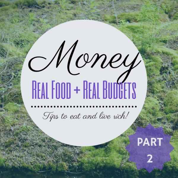 Real Food Budgets