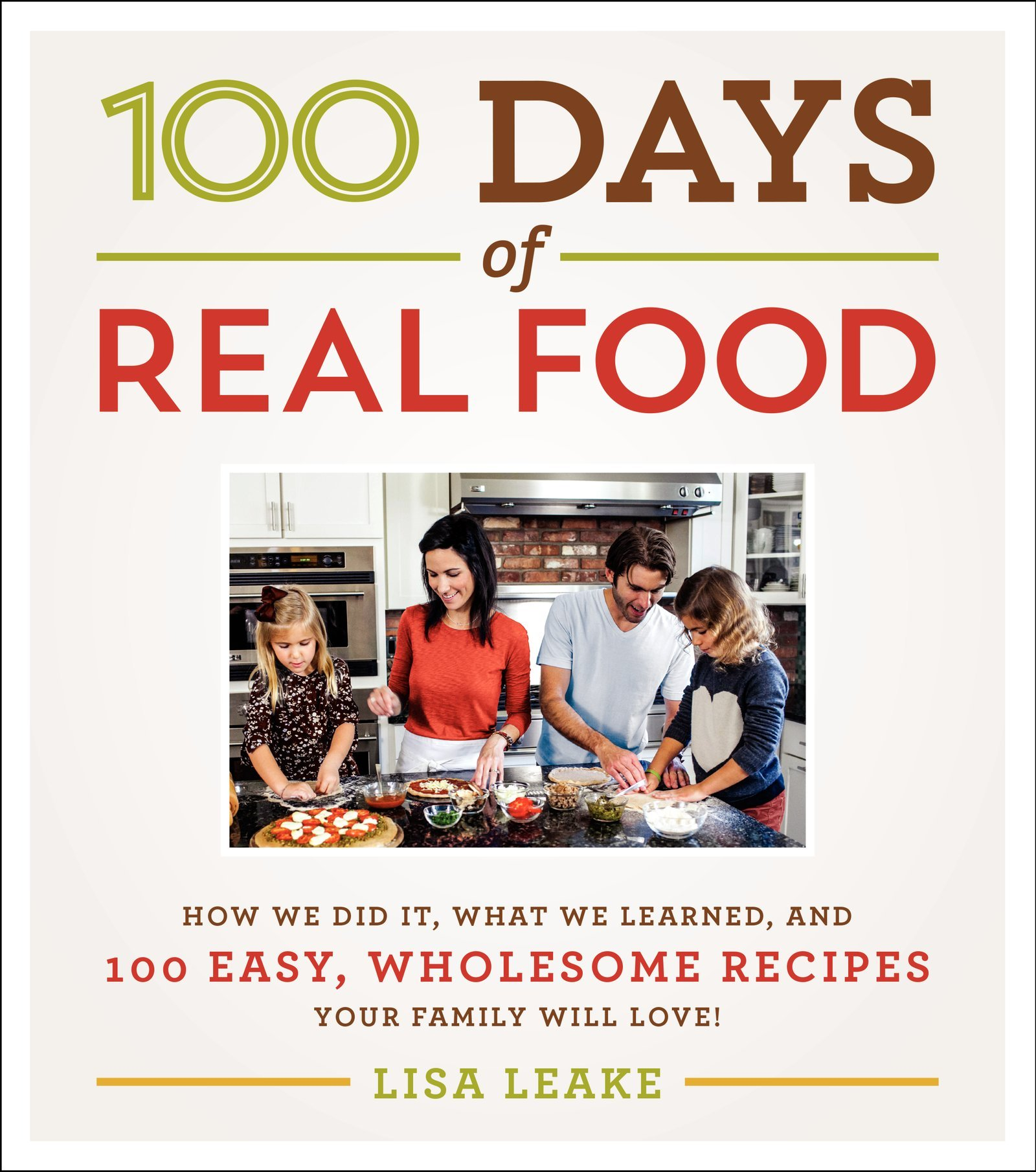 Book Review: 100 days of Real Food