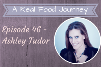 EP 46 Author Ashley Tudor Perfecting Paleo and Sweet Potato Power!
