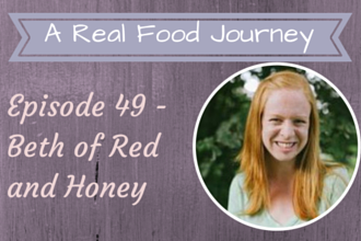 Ep 49 Beth from Red and Honey!