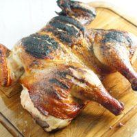 How to Smoke Chicken