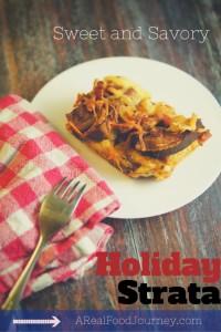 Holiday Breakfast Casserole