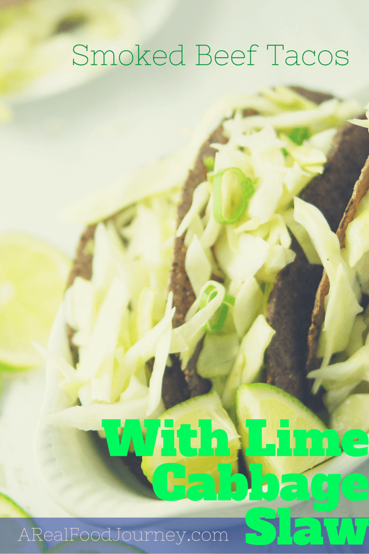 Lime Cabbage Slaw