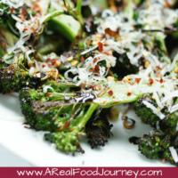 Seared Broccoli