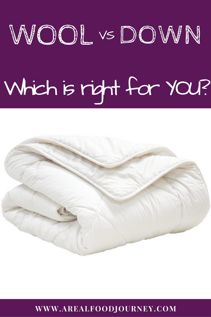 Washable Wool Duvet Review