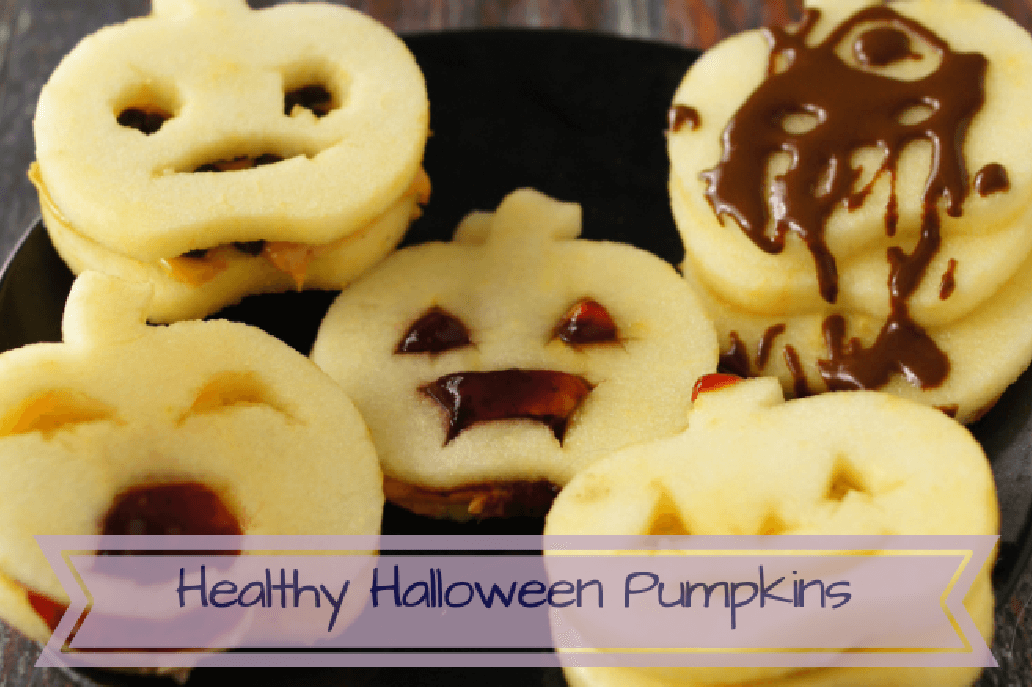 Healthy Halloween Paleo Snacks for Kids