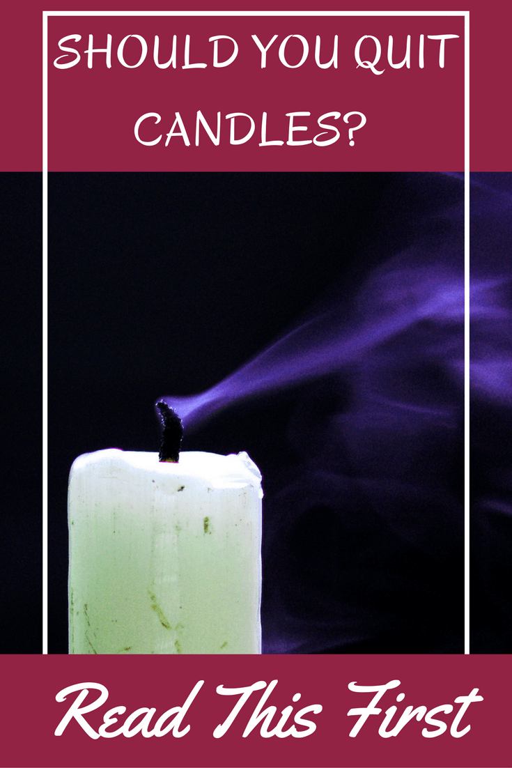 scented toxic candles