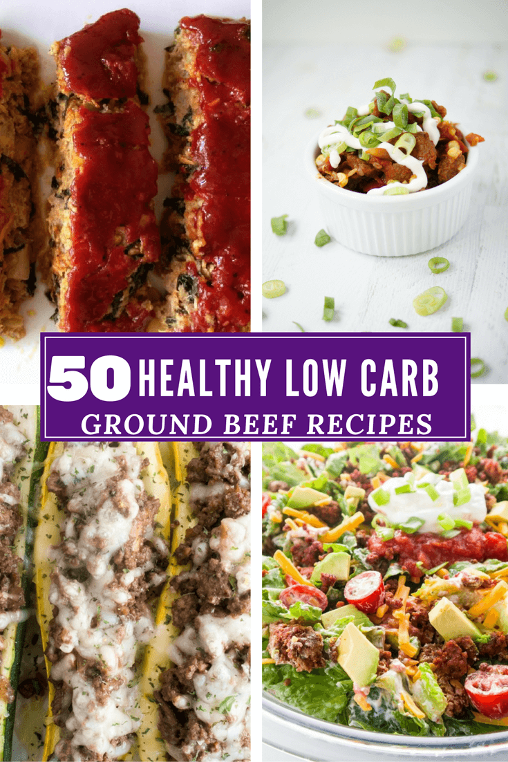 Ground Beef Recipe Low Carb Healthy Round Up From Arealfoodjourney