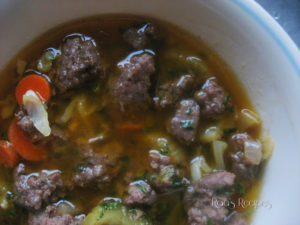 ground beef recipes low carb kid friendly soup from www.arealfoodjourney.com