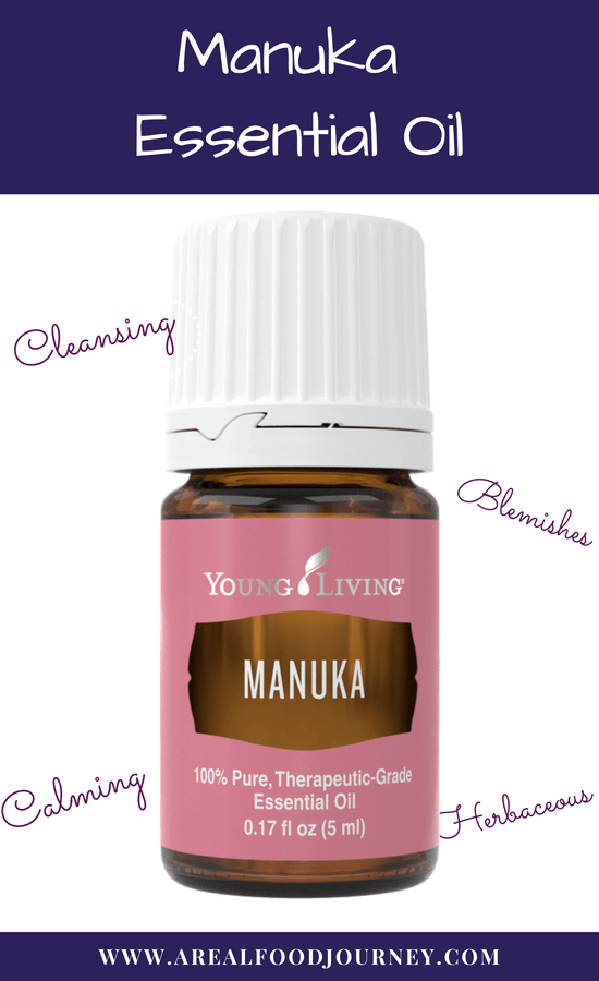 How to use Manuka Essential Oil for skin healthy and calming of the mind!