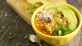Gluten Free Chicken Tortilla Soup Recipe - Real Food