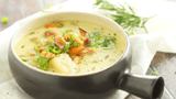 Instant Pot Gluten Free Potato Soup