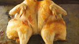 how to Dry Brine Chicken with hotsauce