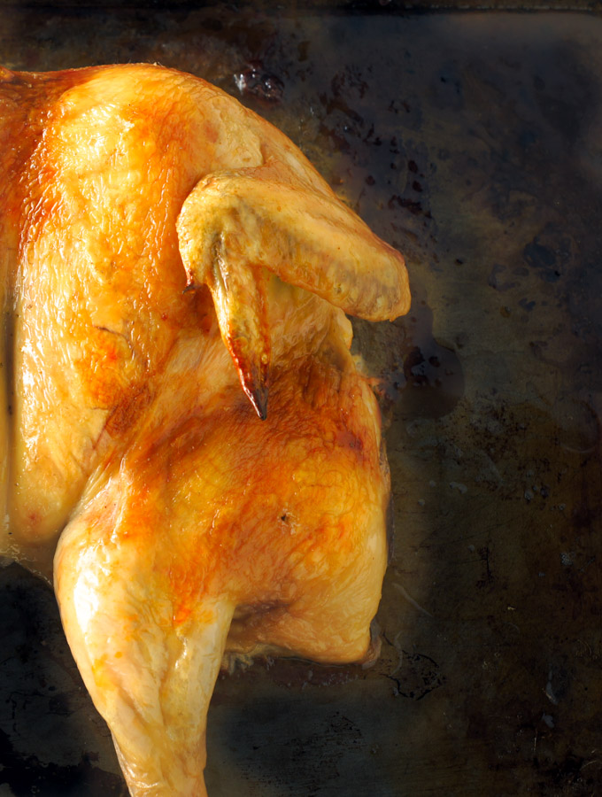 How to Dry Brine Chicken with Hot Sauce