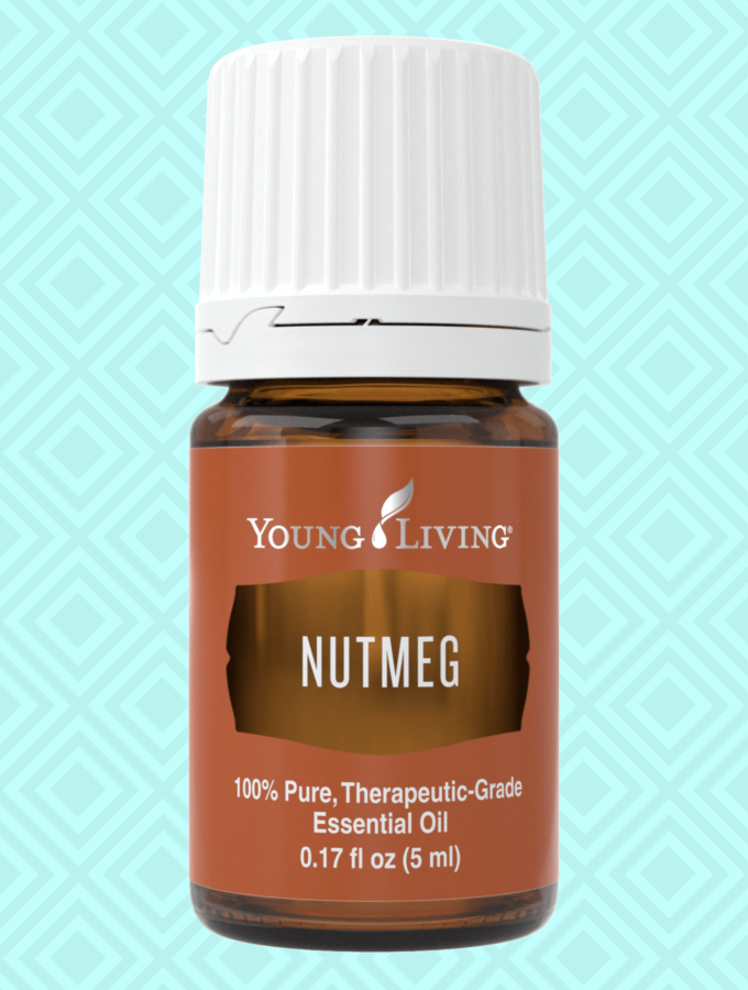 Nutmeg Essential Oil- The Energizer!