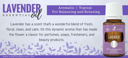 lavender essential oil sleep relax