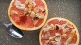 Honey Baked Grapefruit