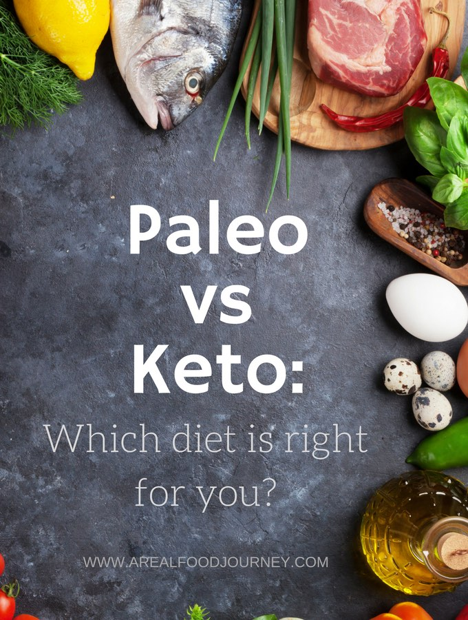 Ketogenic Diet Benefits- Paleo vs Keto