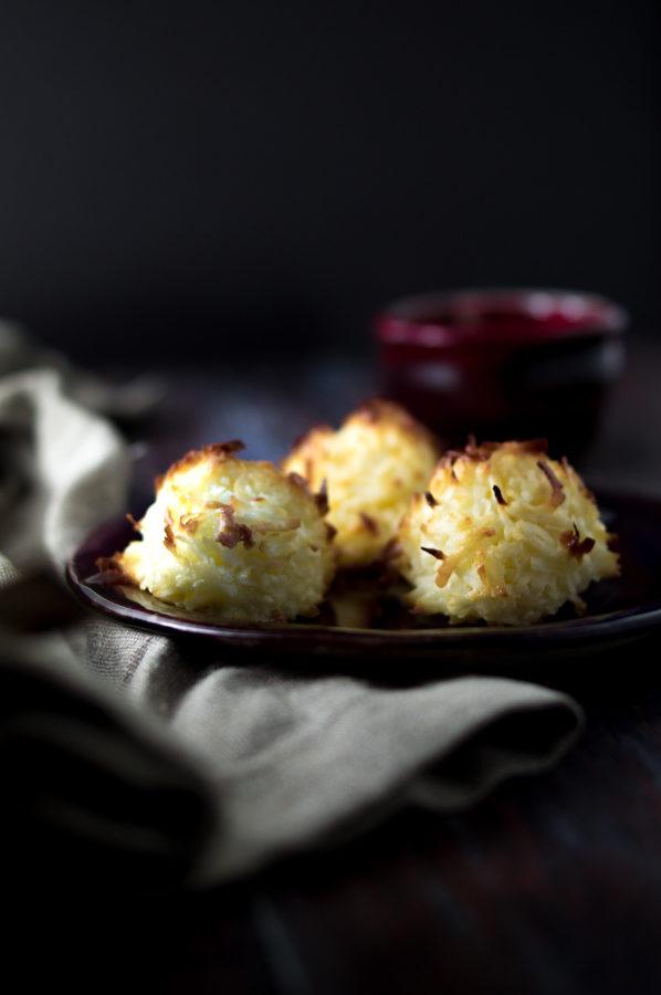 Keto Macaroon Cookies
