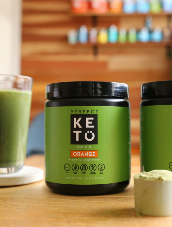 Perfect Keto Micro Greens Review