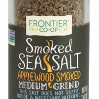 Frontier Smoked Applewood Sea Salt, 2.4 Ounce