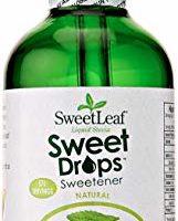 Unfalvored Liquid Stevia Sweetdrops