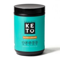 Keto Collagen- Salted Caramel